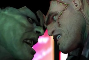 Marvel vs DC en un impactante y violento fanvideo animado